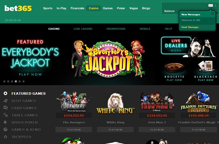 Bet365 Casino Current Code For 100 Bonus